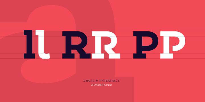 chopin-font