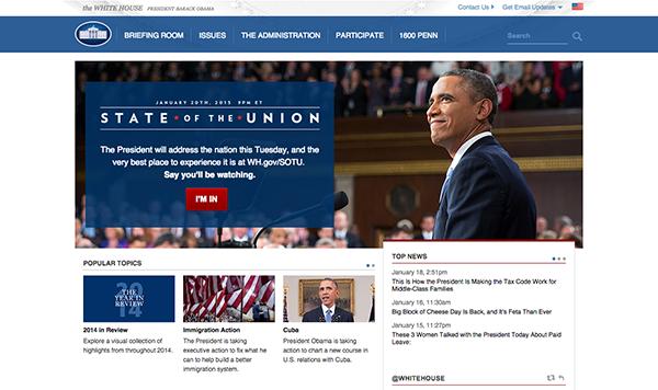15 of the Best Website Homepage Design Examples - Creative Splash ...