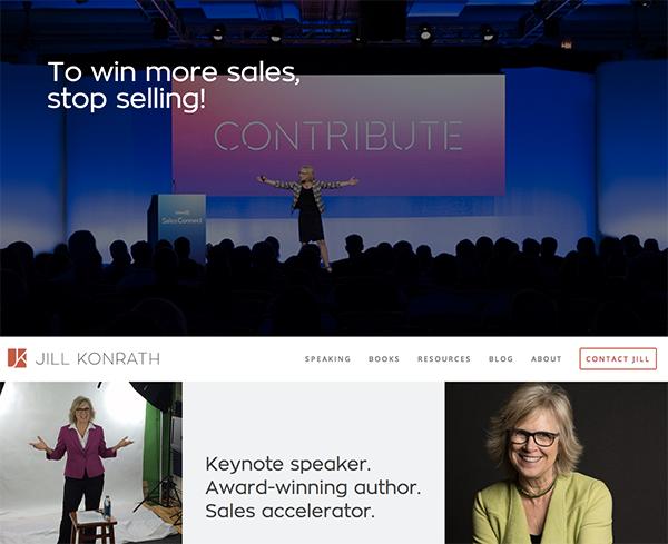 15 Examples of Brilliant Website Homepage Design
