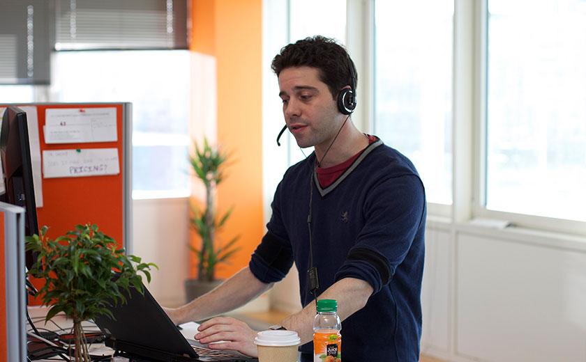 employee phone