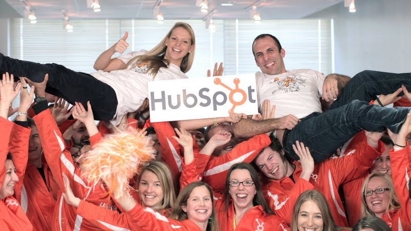 hubspotters and customers