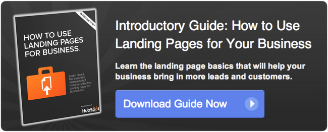 How to Use Landing Pages for Business