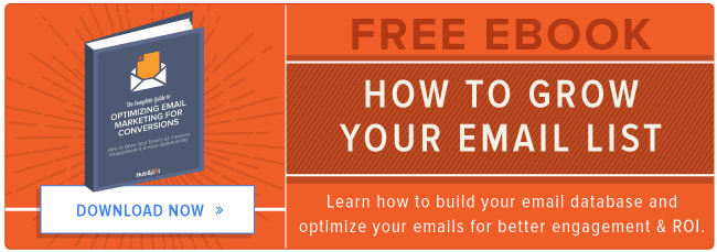 4 Tips to Keep Your Email List Squeaky Clean