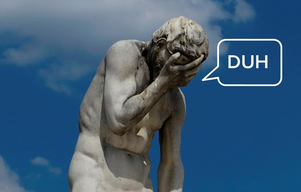 duh-statue