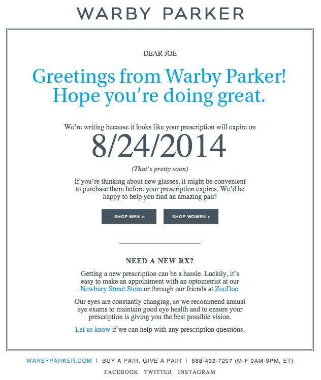 exemple de mail très intelligent - les meilleurs idées d'emailing