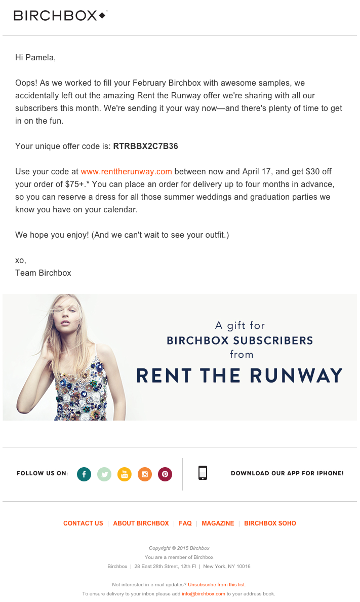 birchbox-email-example