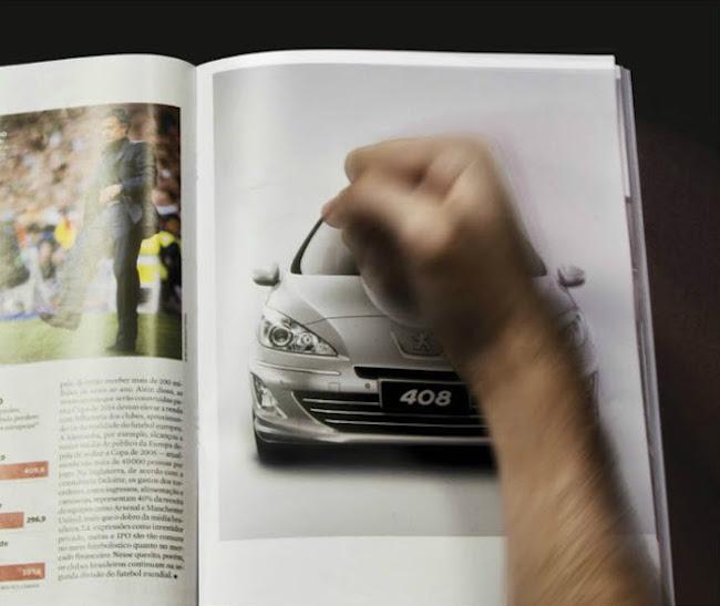 car ad analysis essay