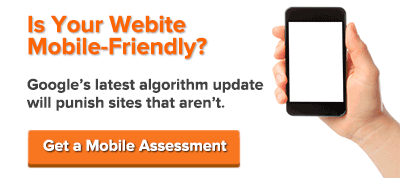 get a free mobile website assessment