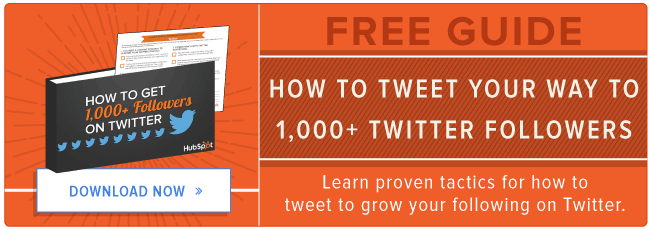 free guide: how to get twitter followers