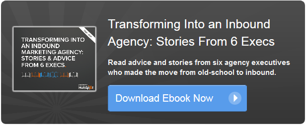 7 Steps to Transforming Into an Inbound Agency