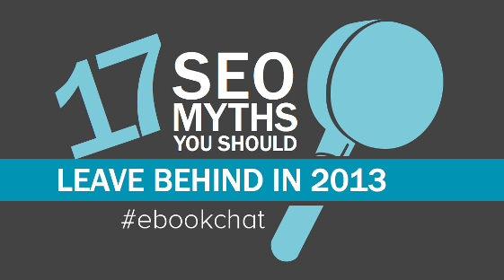 Introducing #ebookchat: Join Tomorrow's SEO Q&A at 12 EST