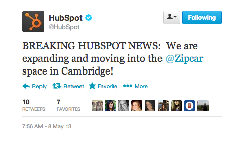 Breaking HubSpot News