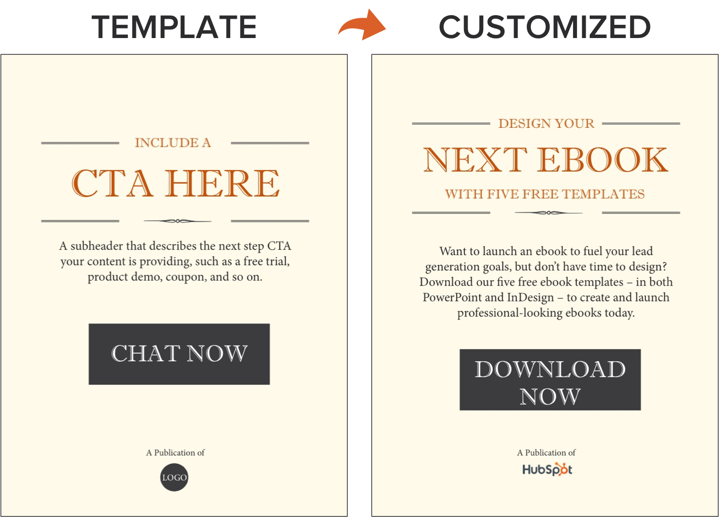 how to create an ebook 10 - Free Ebook Templates