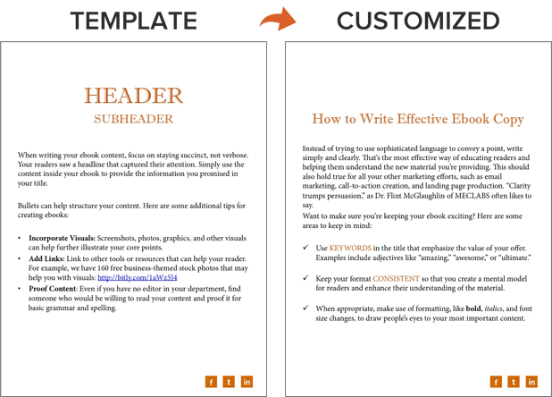 How to create an ebook from start to finish free ebook templates how to create an ebook 4 fandeluxe Choice Image