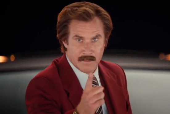 "Ron Burgundy's Dodge Ads So Good They'll ""Break Your Brain"""