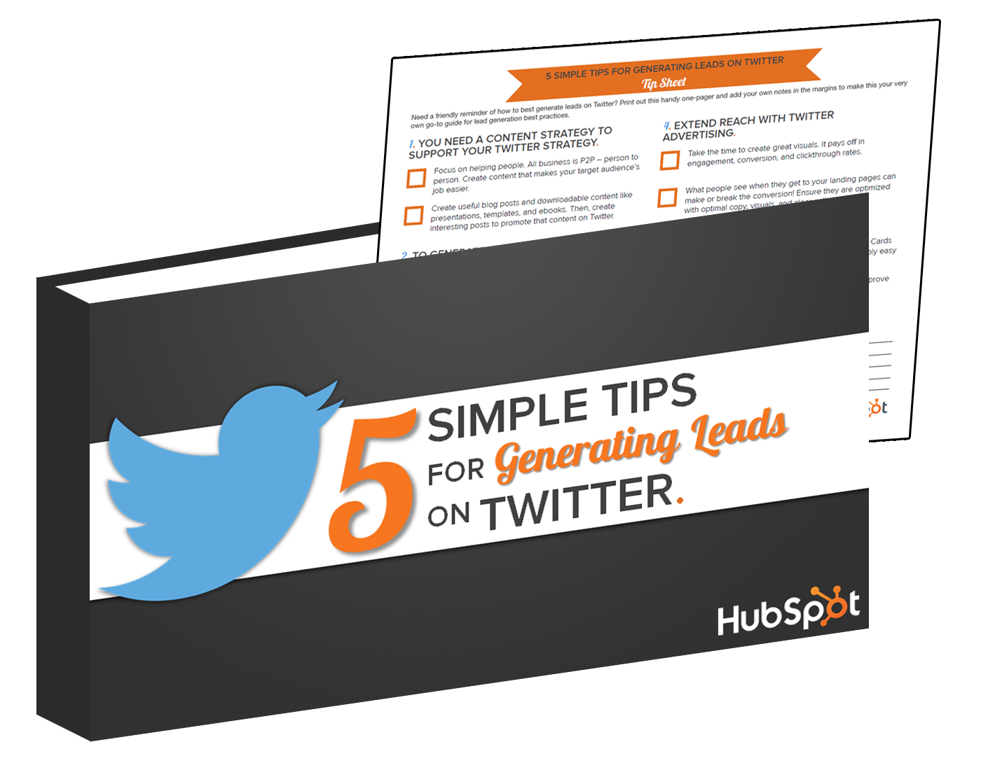 Free Download: 5 Simple Tips for Generating Leads on Twitter