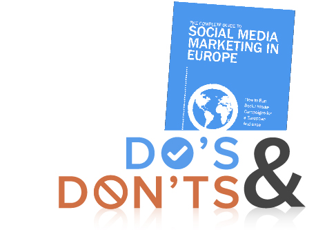 The Complete Guide to Social Media Marketing in Europe
