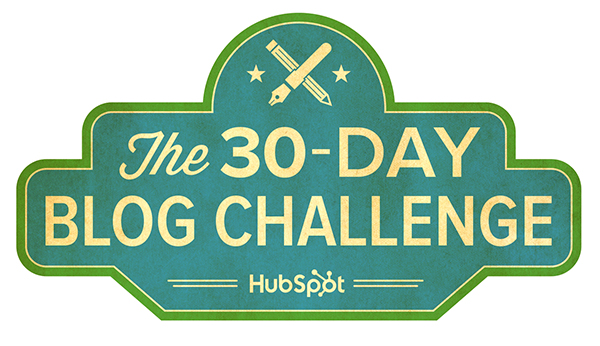 How Hard Can YOUR Company Blog? Announcing the 30-Day Blog Challenge