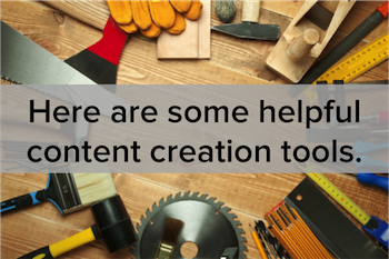 16 Free Tools That Make Content Creation Way Easier
