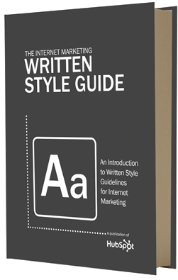 The Internet Marketing Written Style Guide