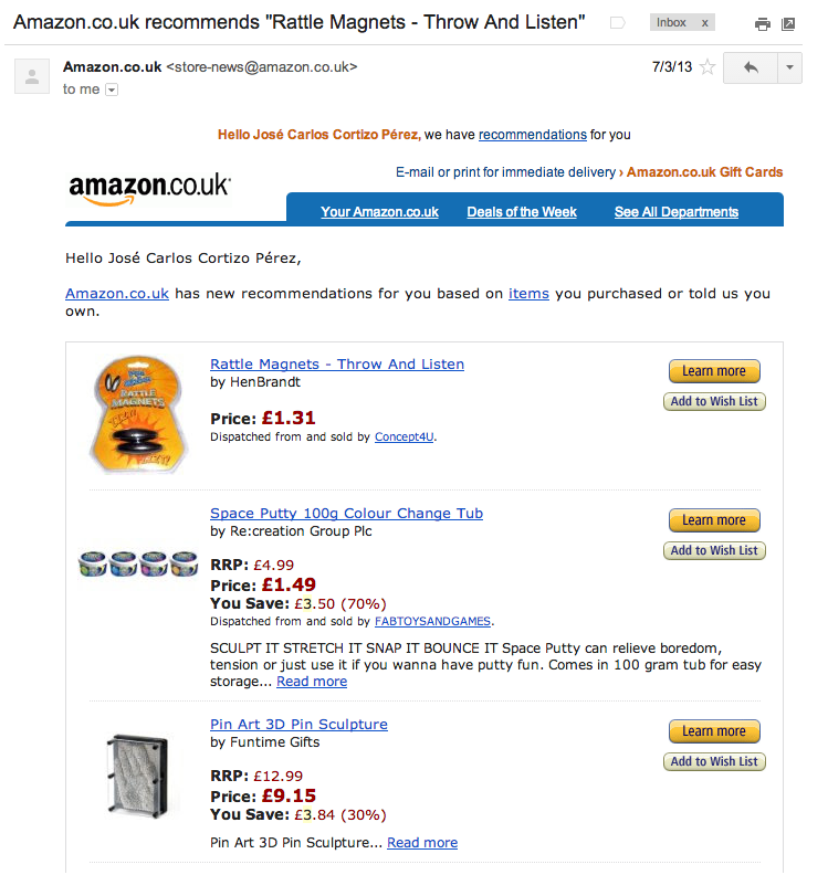 ecommerce-email-amazon