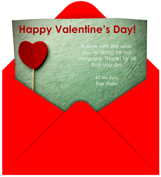 Free Download: Valentine's Day Ecard Templates