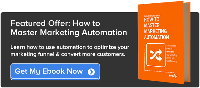 4 Tried and True Marketing Automation Recipes for Better Email Nurturing