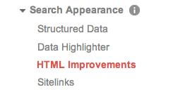 Google_Webmaster_Tools_-_HTML_Improvements