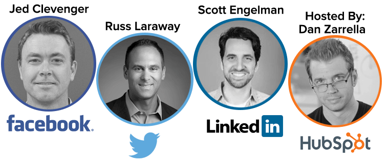 Facebook, Twitter & LinkedIn Reveal the Secrets Behind Social Media
