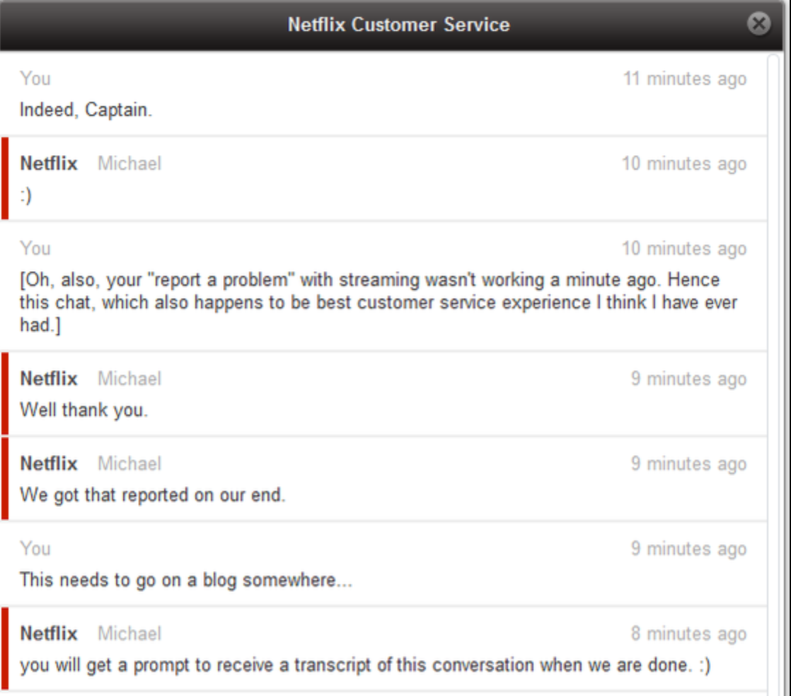 how to call netflix customer service