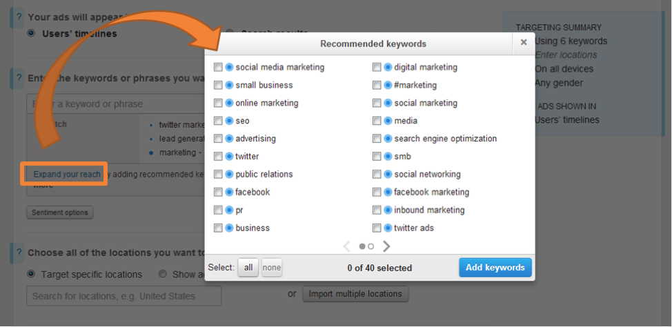 A Quick & Dirty Guide to Setting Up Twitter Ads Campaigns