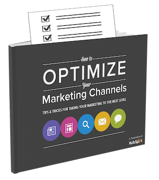 Free Guide & Checklist: How to Optimize Your Marketing Channels