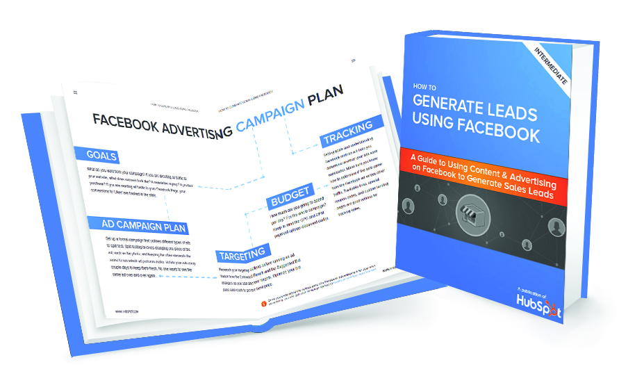 Free Ebook: How to Generate Leads Using Facebook