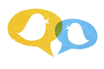 twitter-speech-bubbles