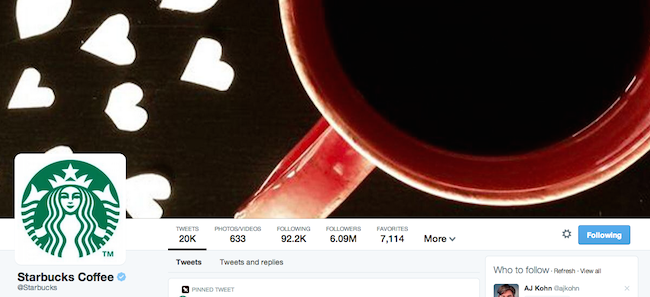 13 Eye-Catching Examples of Twitter's New Header Images