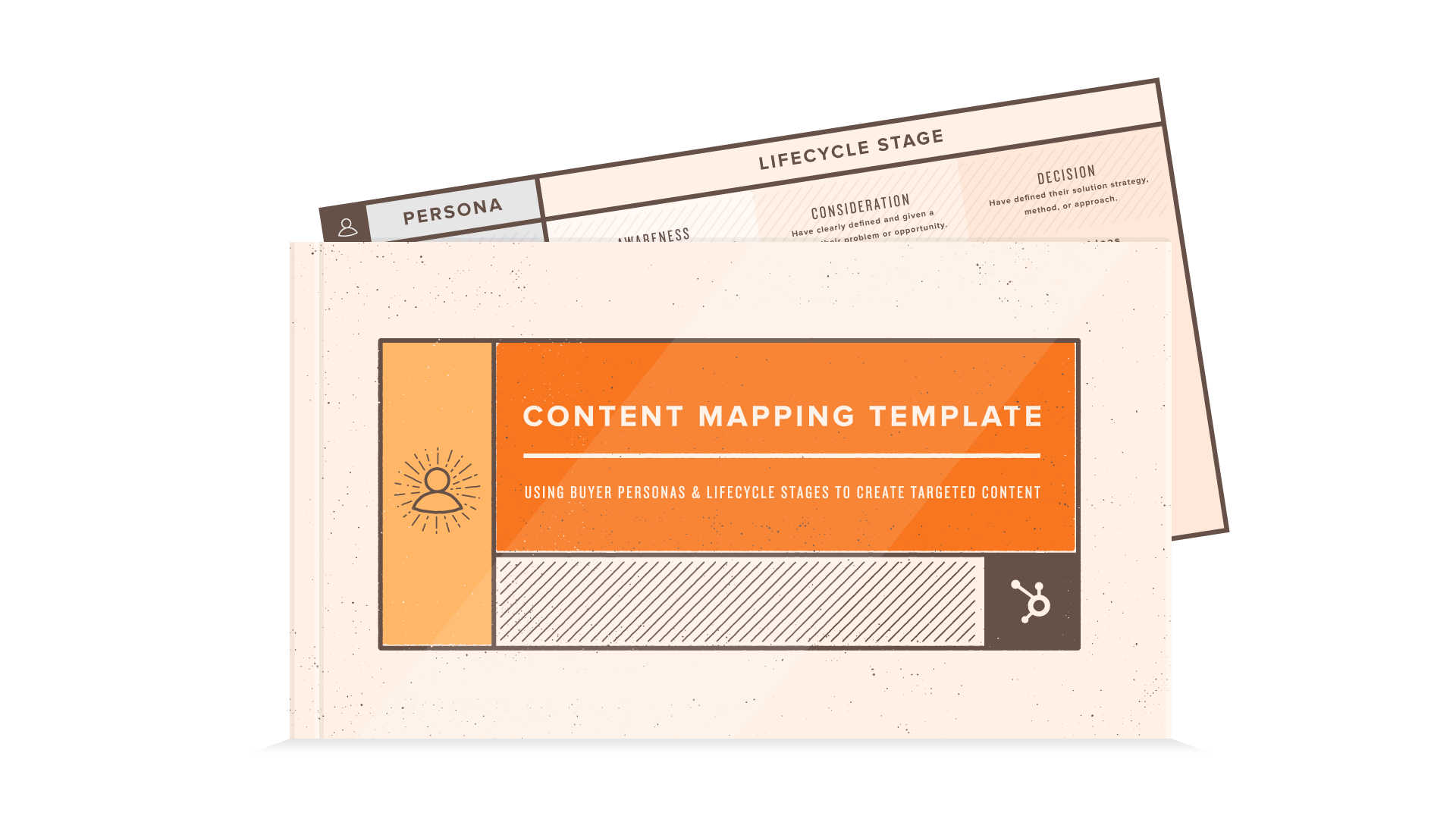 Content Mapping Template to Easily Create Targeted Content