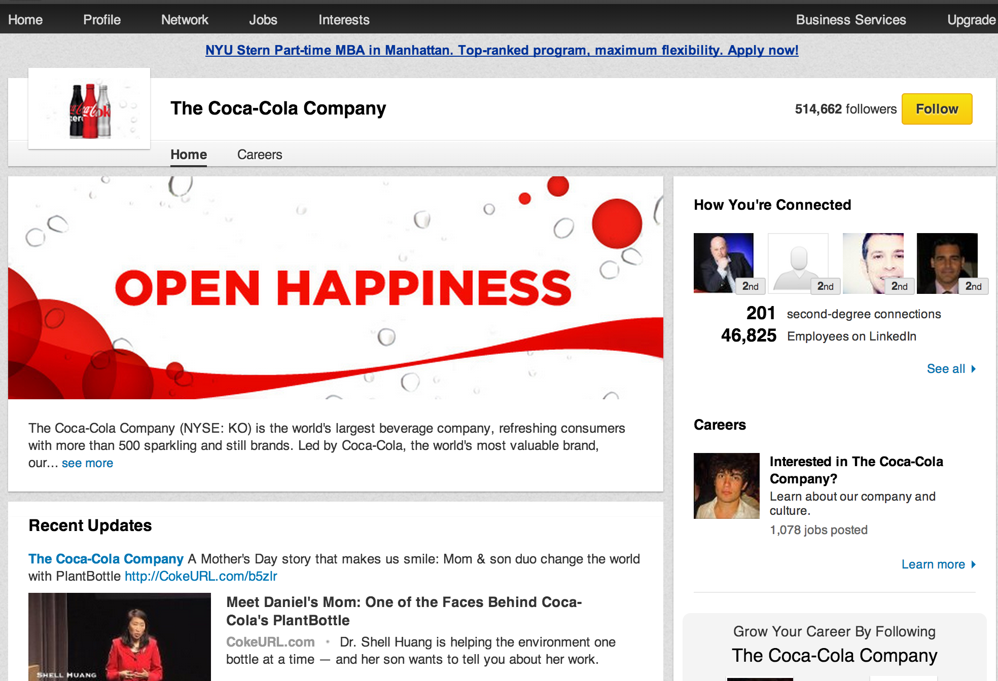 8 Companies Totally Rocking Their LinkedIn Company Pages |