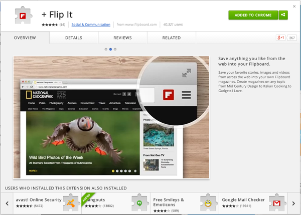 flipboard-chrome-extension