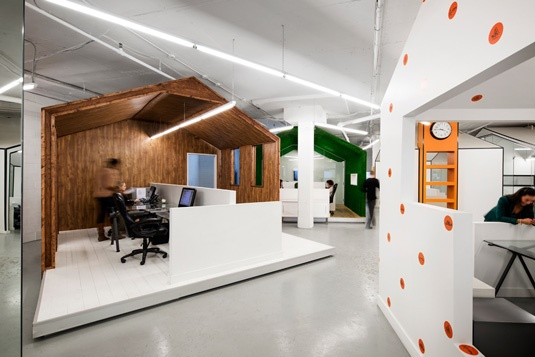 15 of the Coolest Agency Offices Weve Ever Seen
