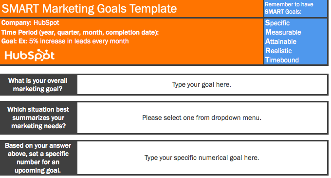How to Use Excel Spreadsheet Templates to Make Your Marketing Easier