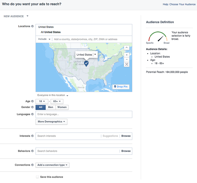 How to Create Facebook Ads -Step-by-step checklist - VRM Intel