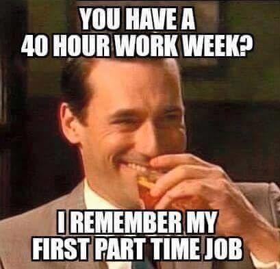 ee7c6509799a74faa871308115f0fbd6--part-time-jobs-work-week.jpg