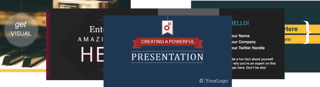 The free design templates you need to create stunning visual powerpoint template imageg toneelgroepblik Images