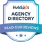Read our reviews on the HubSpot directory.