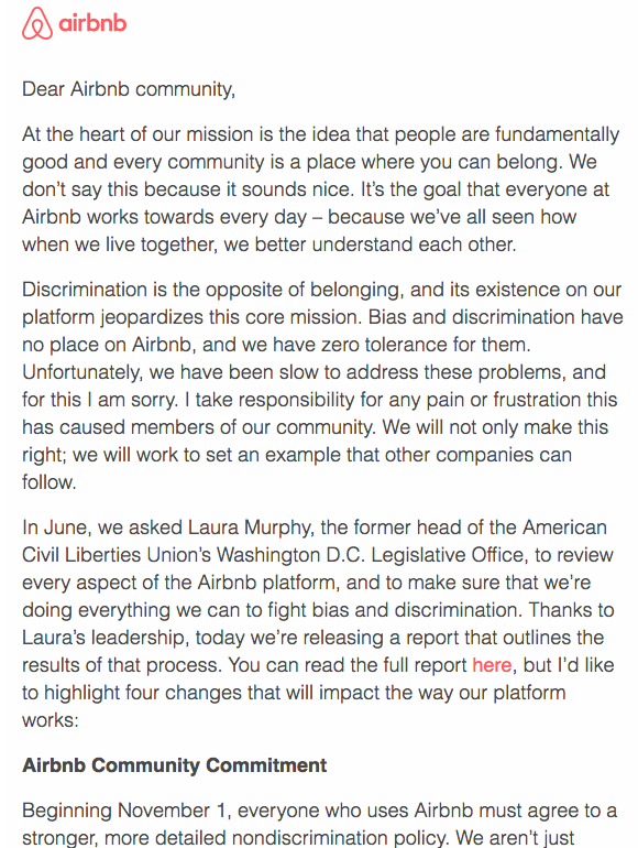 The public apology letter 6 brands that nailed it airbnbapologyg spiritdancerdesigns Choice Image