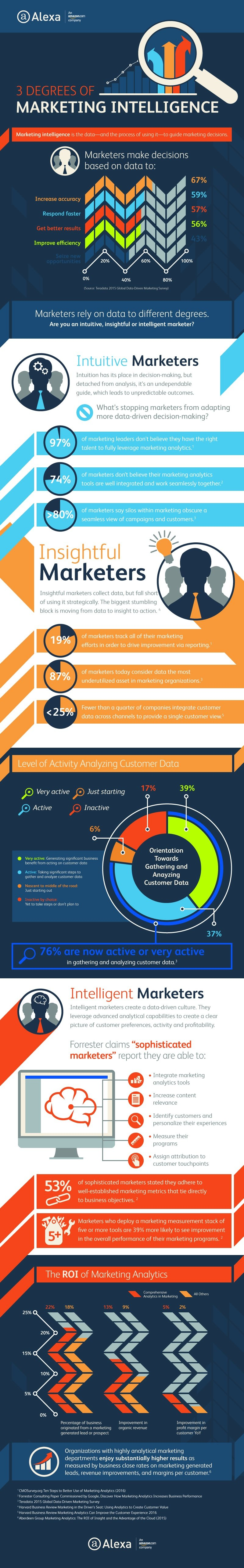 Intelligent Marketer Infographic