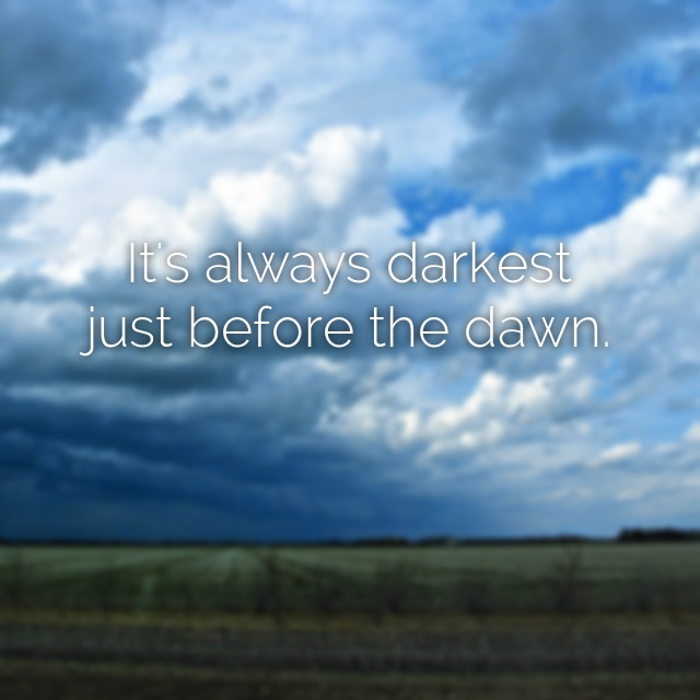 Image from FaceGarage, an Instagram text and quote maker app