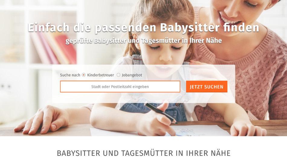 hallobabysitter-empathie-website-design