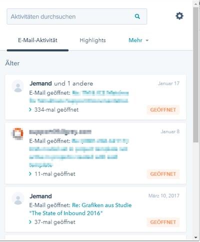 HubSpot – Apps für Vertriebsmitarbeiter – Sales Hub