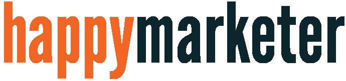 Happy marketer Logo